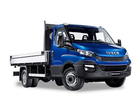 Iveco Daily Tipper SINGLE CAB TIPPER