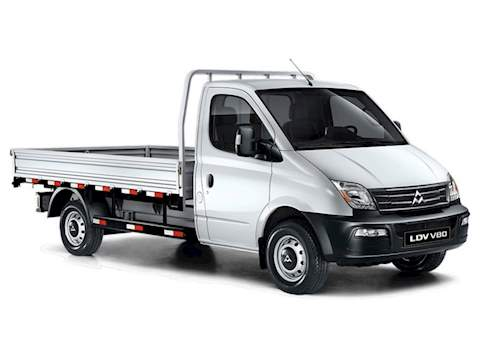 LDV V80 Tipper SINGLE CAB TIPPER