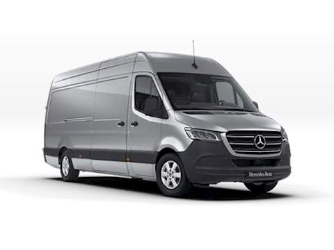 Mercedes-Benz Sprinter Van LARGE VAN