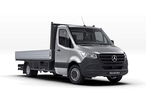 Mercedes-Benz Sprinter Dropside SINGLE CAB DROPSIDE