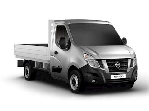 Nissan NV400 Dropside SINGLE CAB DROPSIDE