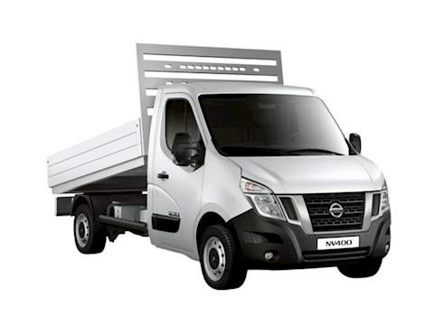 Nissan NV400 Tipper SINGLE CAB TIPPER