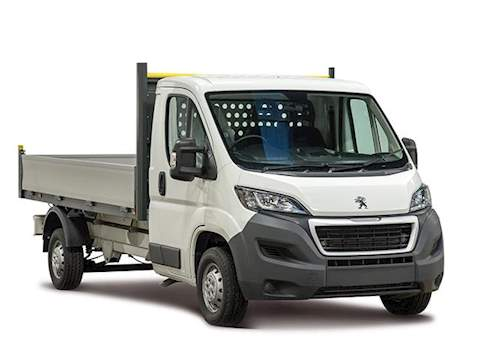 Peugeot Boxer Dropside SINGLE CAB DROPSIDE