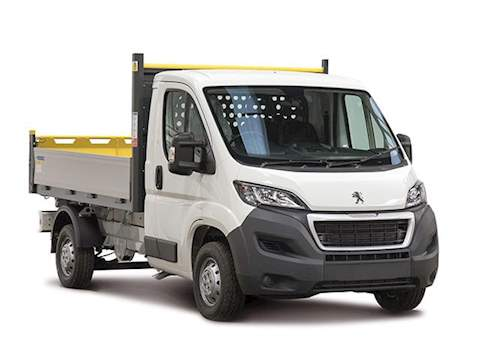 Peugeot Boxer Tipper SINGLE CAB TIPPER