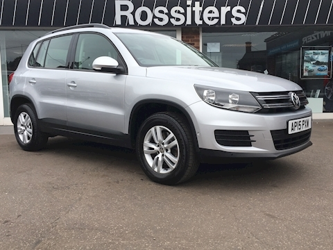 Volkswagen Tiguan 2.0TDi S Bluemotion Technology 4Motion DSG Automatic