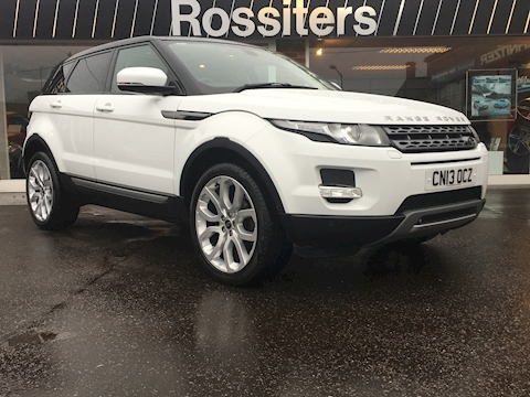 Land Rover Range Rover Evoque 2.2SD4 Pure Tech