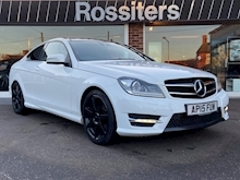 C180 AMG Sport Edition Premium Plus Coupe Automatic Petrol - Thumb 0