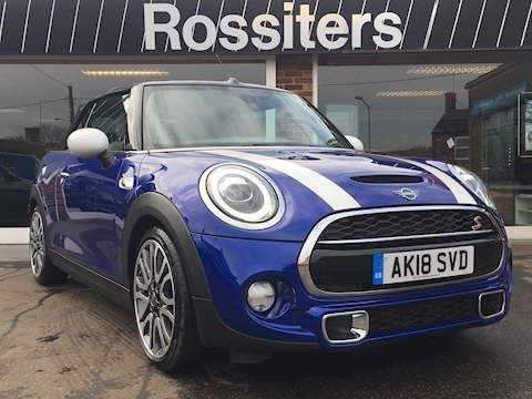 Mini Cooper S 25th Anniversary Edition Convertible Automatic