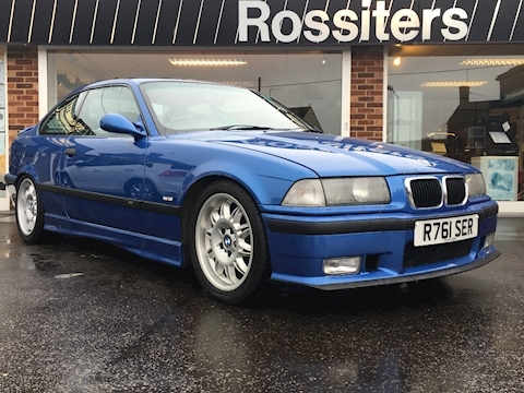 BMW M3 3.2 Coupe Evolution Manual (321PS)