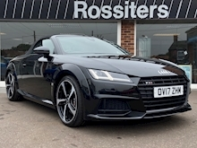 TTS 2.0TFSi (310PS) Black Edition Roadster Quattro S-Tronic Automatic - Thumb 0