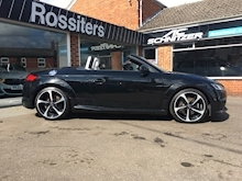 TTS 2.0TFSi (310PS) Black Edition Roadster Quattro S-Tronic Automatic - Thumb 4