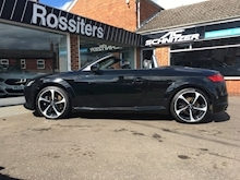 TTS 2.0TFSi (310PS) Black Edition Roadster Quattro S-Tronic Automatic - Thumb 8