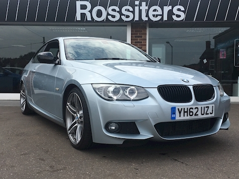 BMW 3 Series 335d Sport Plus Edition Coupe Paddleshift Automatic