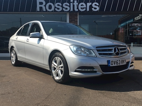 Mercedes-Benz C Class C220CDi SE Executive Automatic