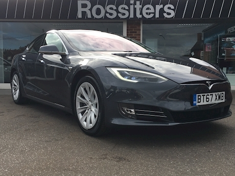 Tesla Model S 75D Electric Auto 4WD (328 bhp)