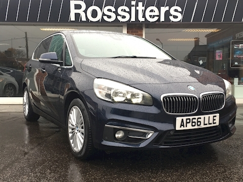 BMW 2 Series Active Tourer 218d Luxury Active Tourer