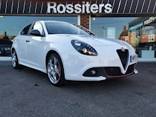 Giulietta 2.0 JTDM-2 177PS TCT Speciale automatic + paddle shift - Thumb 0