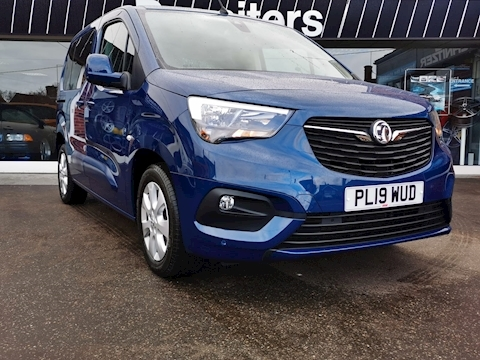 Vauxhall Combo Life Turbo D BlueInjection Energy
