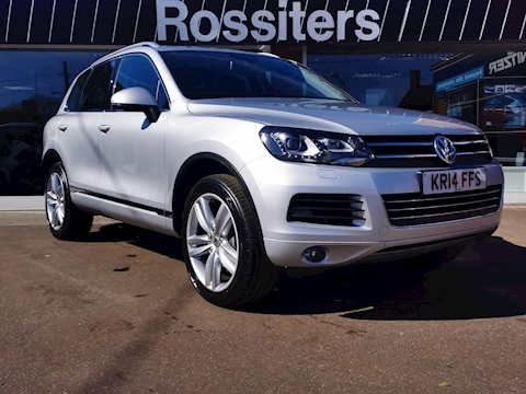 Volkswagen Touareg 3.0TDI V6 BlueMotion Tech SE