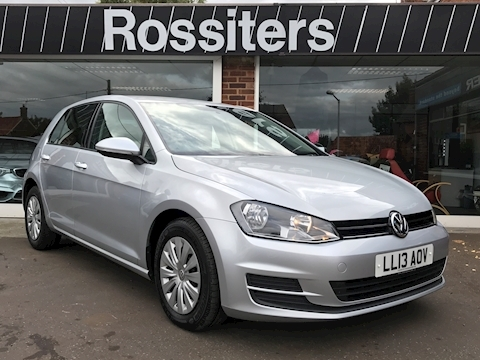 Volkswagen Golf S 1.2 TSi Bluemotion Technology DSG Automatic