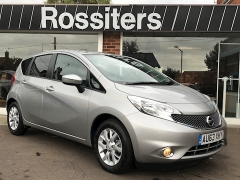 Nissan Note Acenta 1.2