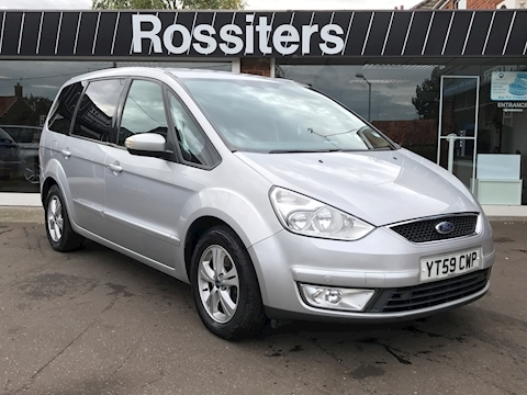 Ford Galaxy Zetec 2.0 TDCi 7 Seater