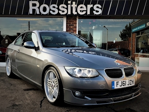 Bmw Alpina D3 Bi-Turbo Bi Turbo E92 Coupe With Professional Navigation And Xenon Headlamps
