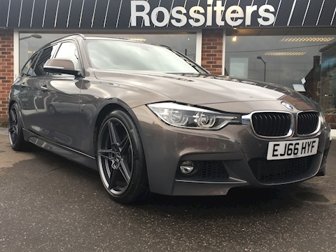 BMW 3 Series AC Schnitzer 335d xDrive M Sport Touring Automatic 360bhp