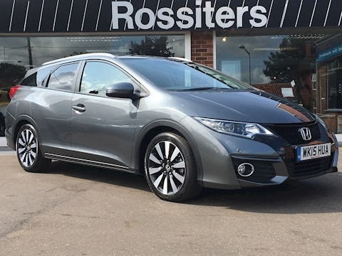 Honda Civic 1.8i-VTEC SR TourerAutomatic Estate