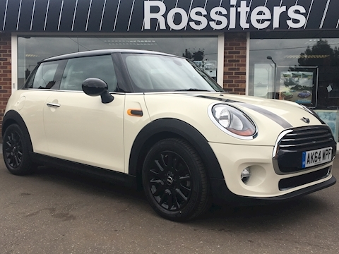 Mini Mini Cooper 1.5 3dr Hatchback
