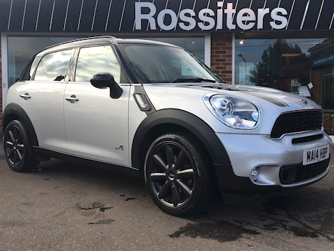 Mini Mini Countryman Cooper SD ALL4 5 door Automatic