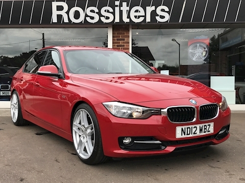 BMW 3 Series 320D Sport with AC Schnitzer 25 year Anniversary P