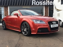 2.0 TFSi Quattro S Line Black Edition S-Tronic Automatic Roadster Convertible - Thumb 0