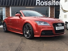 2.0 TFSi Quattro S Line Black Edition S-Tronic Automatic Roadster Convertible - Thumb 6