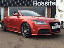2.0 TFSi Quattro S Line Black Edition S-Tronic Automatic Roadster Convertible - Thumb 5