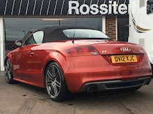 2.0 TFSi Quattro S Line Black Edition S-Tronic Automatic Roadster Convertible - Thumb 1