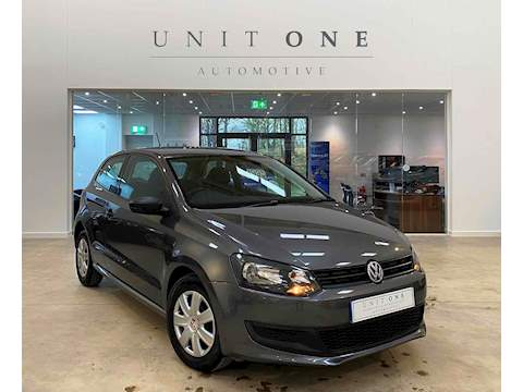 Volkswagen Polo S Hatchback 1.2 Manual Petrol