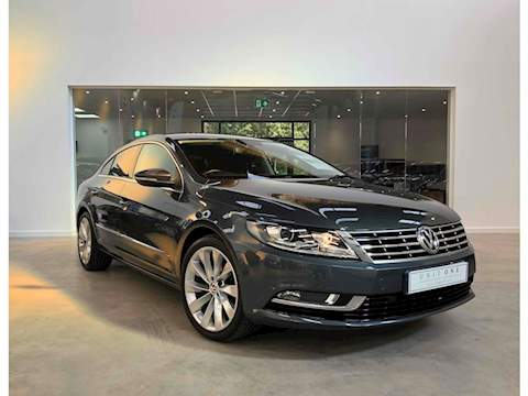 Volkswagen Cc Gt Tdi Bluemotion Technology Dsg Coupe 2.0 Semi Auto Diesel