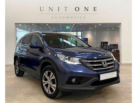 Honda Cr-V I-Dtec Sr Estate 1.6 Manual Diesel