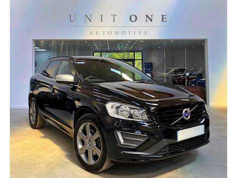 Volvo Xc60 D4 R-Design Nav Awd Estate 2.4 Automatic Diesel