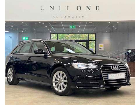 Audi A6 Avant Tdi Quattro Se Executive Estate 3.0 Semi Auto Diesel