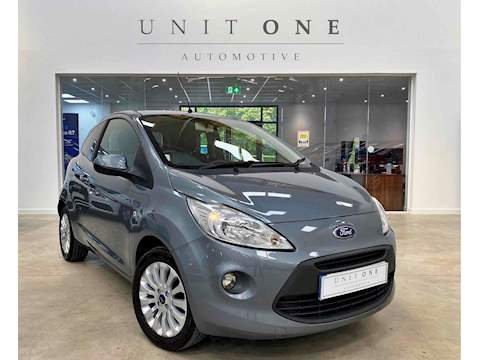 Ford Ka Zetec Hatchback 1.2 Manual Petrol