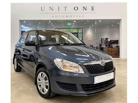 SKODA Fabia S Hatchback 1.2 Manual Petrol