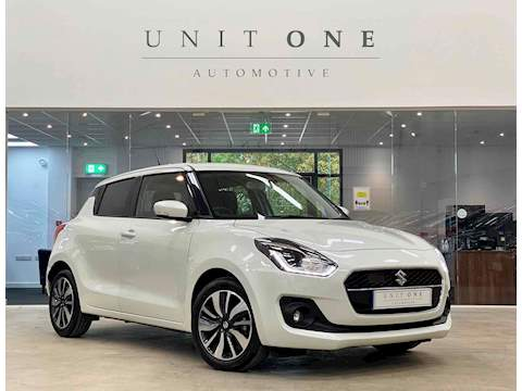 Suzuki Swift SZ5 Hatchback 1.0 Manual Petrol Hybrid