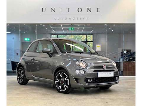 Fiat 500 500 My17 1.2 69hp S Hatchback 1.2 Manual Petrol