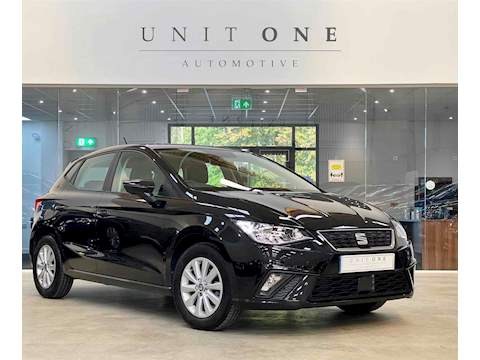 SEAT Ibiza SE Hatchback 1.0 Manual Petrol