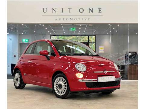 Fiat Fiat 500 500 1.2 Lounge (start Stop) Hatchback 1.2 Manual Petrol