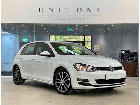Volkswagen Golf Match Edition Hatchback 1.4 Manual Petrol