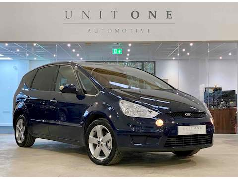 Ford S-Max Titanium MPV 2.2 Manual Diesel