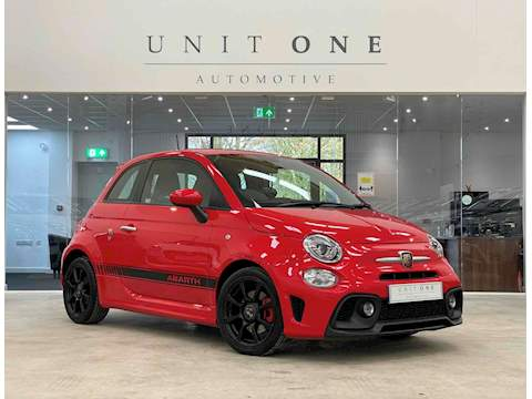Abarth 595 Abarth 595 1.4 Tjet 145hp 1.4 3dr Hatchback Manual Petrol
